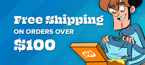 Free Shipping on Order Above a Fixed Price