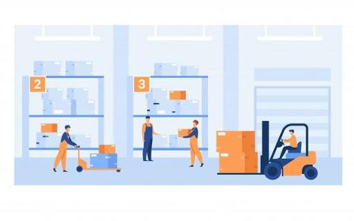 Complex Warehouse Management System
