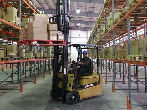 Smart Forklifts and Automated Vehicles