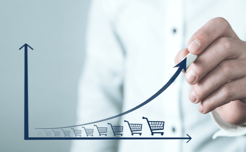 Accelerated Growth of eCommerce